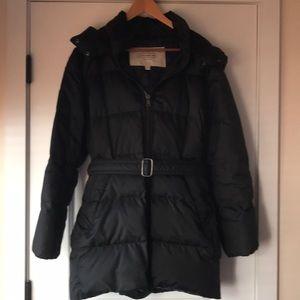 Coach down puffer jacket Black XL